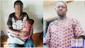Photo: Mother Raises Alarm As Rapist-Husband Walks Freely